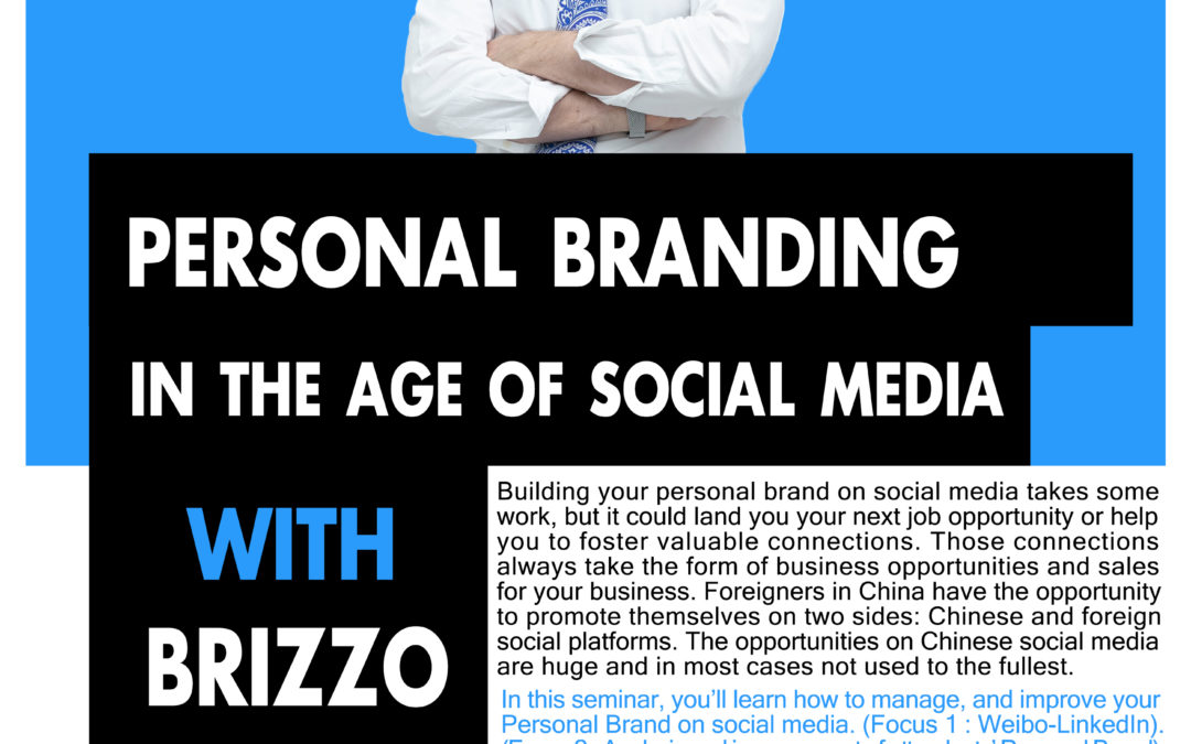 Personal Branding in the Age of Social Media with Brizzo